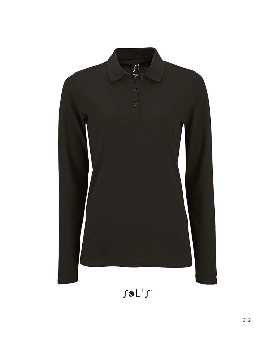 Product Information. Αρχική σελίδα Κουζίνα Μπλούζες Polo Μπλούζα πόλο  Perfect LSL γυναικεία 2c04def403e